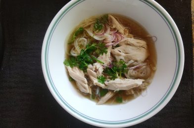 Low Carb Keto Instant Pot Chicken Pho